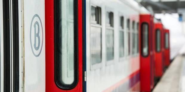Circulation ferroviaire rétablie sur la ligne Tournai-Bruxelles - La DH