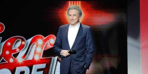 """Michel Drucker, décoré Commandeur, évoque des """"relations passionnées"""" avec la Belgique - La DH"""