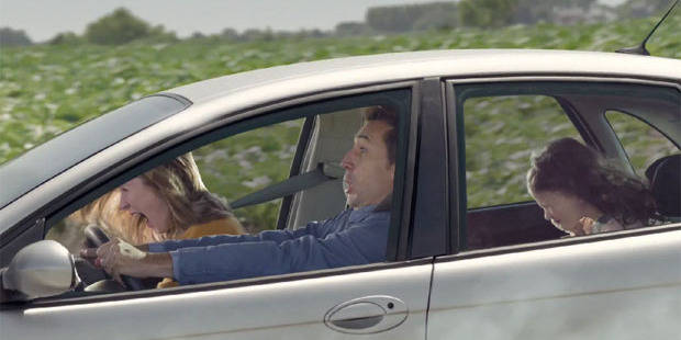 La sécurité routière française en manque d'inspiration? Il reste le plagiat! - La DH