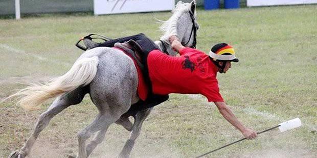 En selle pour les Pony Mounted Games ! - La DH