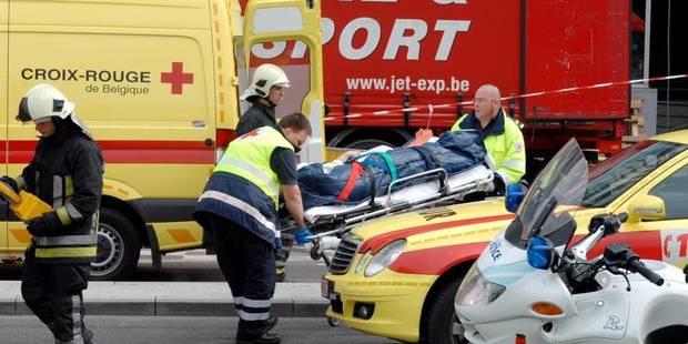 Accident mortel à Liège - La DH