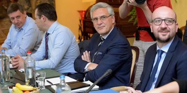 Fédéral: les co-formateurs rencontreront les ministres-présidents et les partenaires sociaux - La DH
