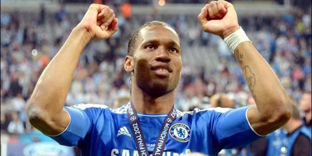 Le journal du mercato (25/07) : À 36 ans, Drogba revient à Chelsea (Officiel) - La DH