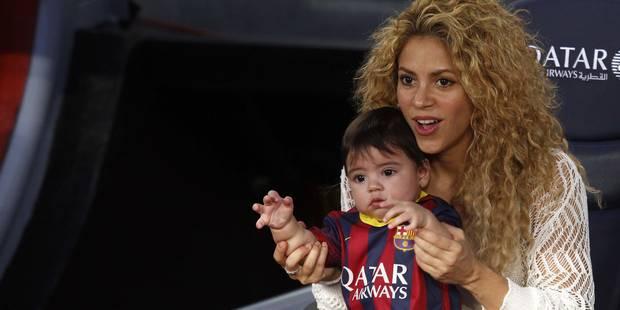 Un deuxième bébé pour Shakira et Piqué? - La DH