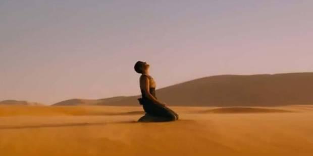 Mad Max: Fury Road se dévoile dans une impressionnante vidéo ! - La DH