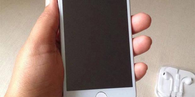 Le (faux) iPhone 6 de Daddy K - La DH