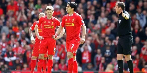 """Angleterre: Gerrard trouvait Suarez """"trop bon pour Arsenal"""" - La DH"""