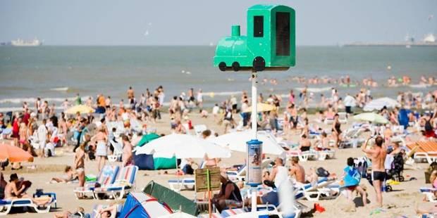 Plus de 550 enfants perdus sur les plages belges en juillet - La DH