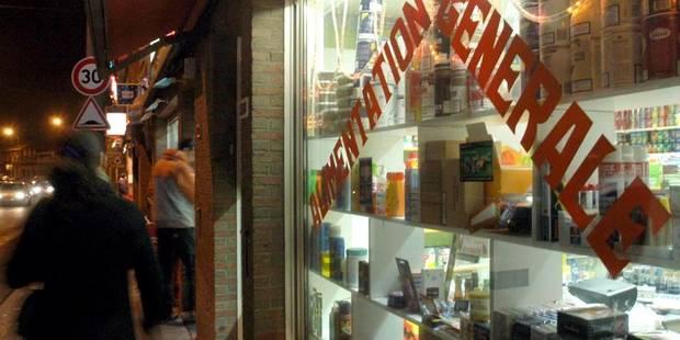 Une boulangerie et un night-shop braqués dans la région de Charleroi - La DH