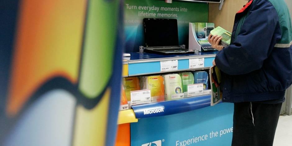 Fin du PC banking sur Windows XP - La DH