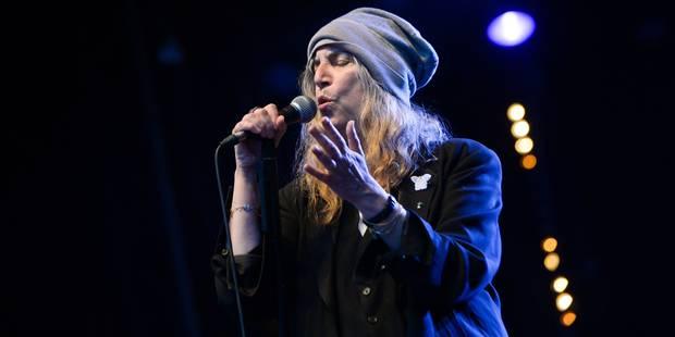 BSF: La foule pour Patti Smith - La DH