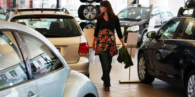 Le parc automobile belge ne cesse plus de vieillir - La DH