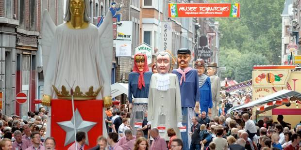 La fête du 15 août a commencé dans le quartier d'Outremeuse à Liège - La DH