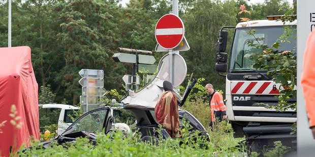 Nouveau drame mortel à la sortie d'autoroute à Saint-Ghislain - La DH