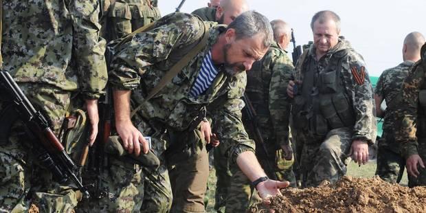 Ukraine: les combats atteignent le coeur de Lougansk - La DH