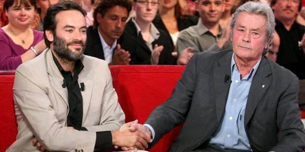 """Anthony Delon: """"Mon père va bien, merci"""" - La DH"""