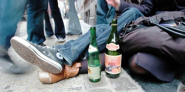 Bruxelles: de plus en plus de règlements anti-alcool - La DH