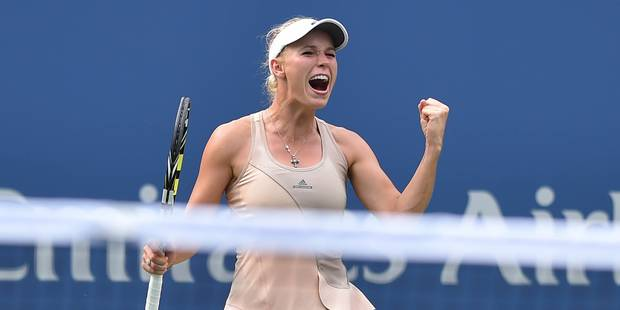 US Open: Wozniacki met la pression sur Federer ! - La DH