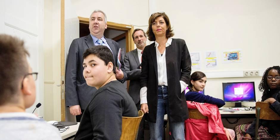 Baccalauréat, redoublement: Milquet face aux acteurs de l'enseignement - La DH