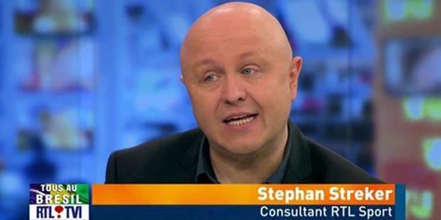 Le consultant Stephan Streker laisse RTL sur la touche - La DH