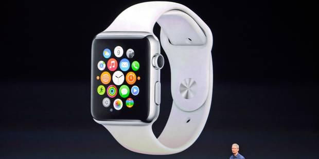 """Apple lance ses iPhone 6 et une montre """"Apple Watch"""" - La DH"""