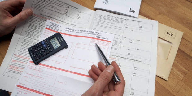 Le fisc wallon rembourse 22.855 personnes - La DH