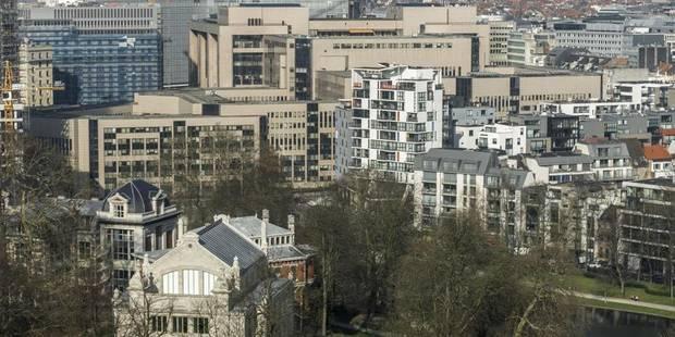 Beliris enterre le projet de piétonnier du rond-point Schuman de Bruxelles - La DH