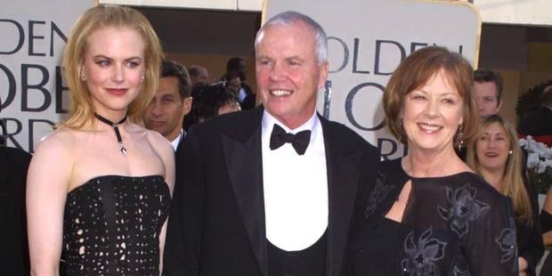 Nicole Kidman est en deuil - La DH