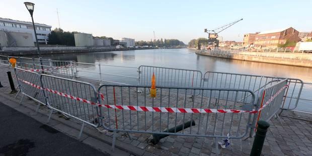 Voiture dans le canal à Anderlecht: les victimes étaient âgées de 19 et 22 ans - La DH