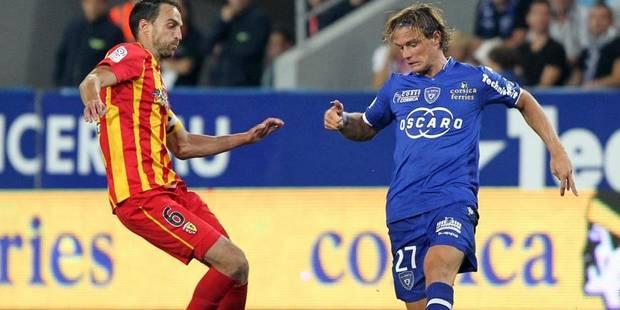 """But """"surprenant"""" pour Nainggolan, Gillet ouvre son compteur en Ligue 1 - La DH"""