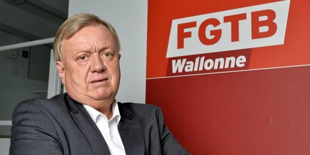 Marc Goblet nouveau secrétaire général de la FGTB - La DH
