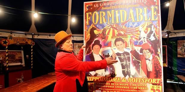Le cirque Pauwels se pose à Tivoli - La DH
