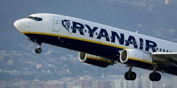 Ryanair s'étend en Belgique - La DH