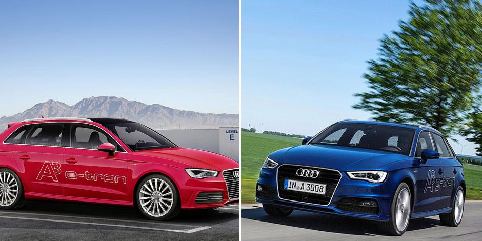 Match Audi A3: l'électricité ou le gaz naturel? - La DH