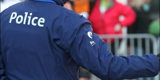 Un policier agressé au couteau à Saint-Josse - La DH