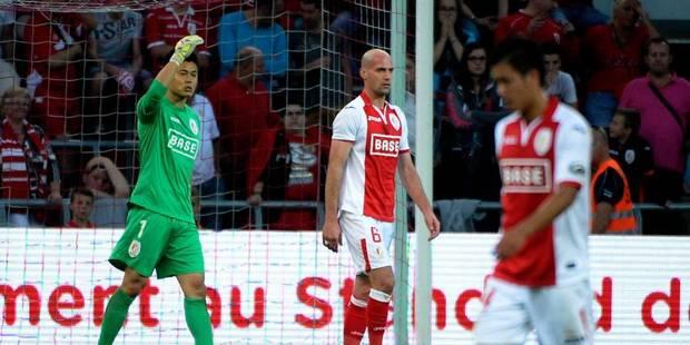 Le Standard joue avec son bonheur contre le Lierse (2-2) - La DH