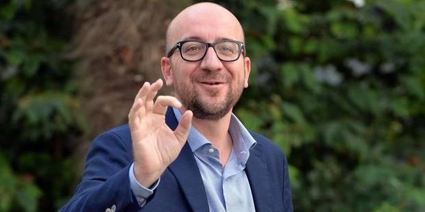 """Charles Michel: """"La fin de telles négociations se révèle délicate"""" - La DH"""