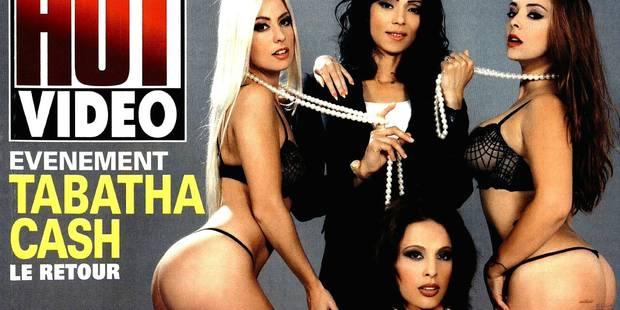 Tabatha Cash critique le X - La DH