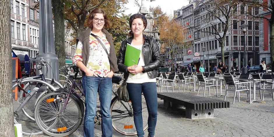 """La mobilité à Liège : """"4,5 sur 30"""" - La DH"""