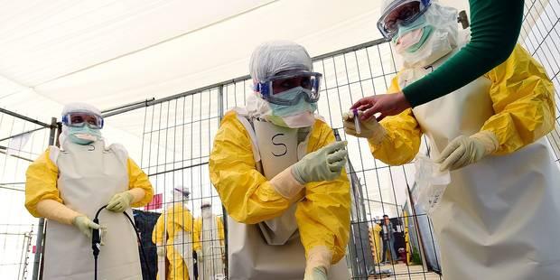 Ebola en Belgique? 40 % de chances d'ici 20 jours - La DH