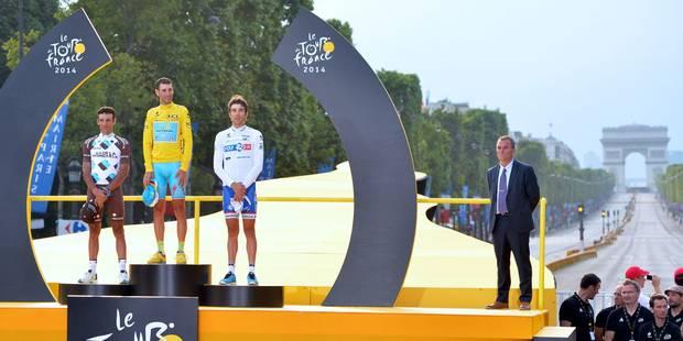 Une arrivée au sommet du Mur de Huy, l'Alpe d'Huez avant les Champs: découvrez le parcours du Tour2015 - La DH