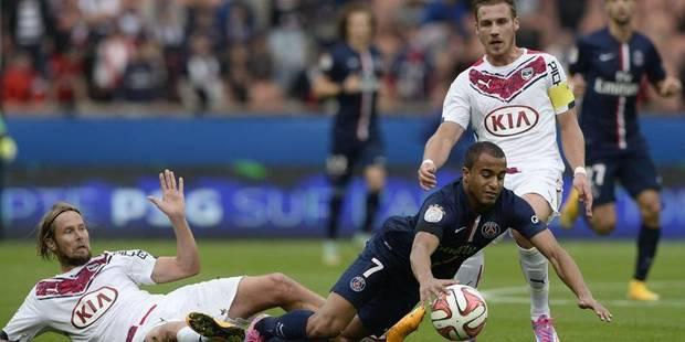 Ligue 1: le PSG domine Bordeaux et met la pression sur Marseille - La DH