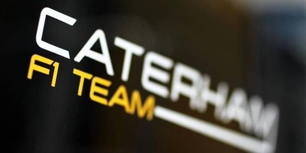 Caterham et Marussia renoncent aux GP des Etats-Unis et du Brésil - La DH