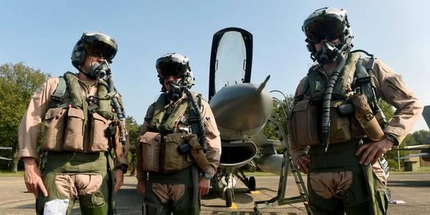 L'armée belge sera incapable d'assumer ses responsabilités internationales - La DH