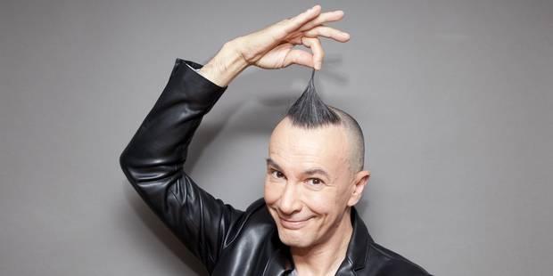 Arturo Brachetti révèle la véritable histoire de sa coupe de cheveux - La DH