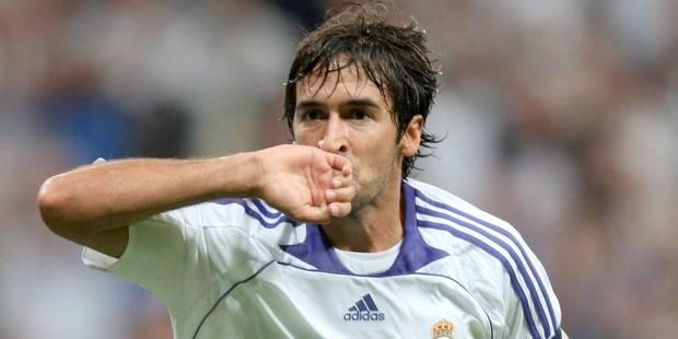 Raul signe au New-York Cosmos - La DH
