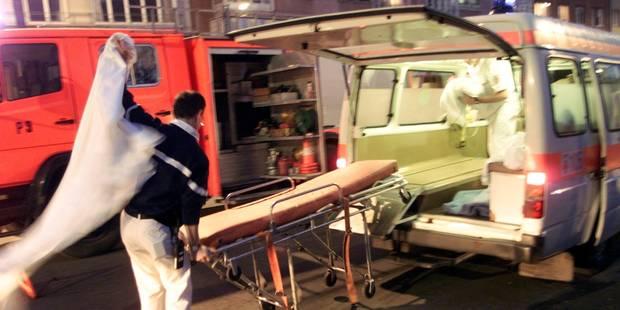 Un mort et trois blessés graves dans un accident à Saint-Vith - La DH