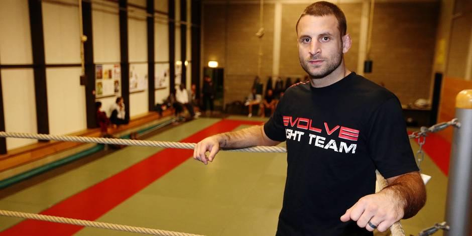 Tarec Saffiedine, un pionnier belge à l'UFC - La DH