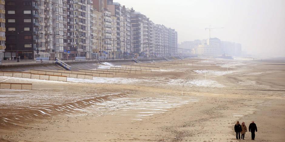 Anvers sous eau, la Côte belge à la dérive: le climat tire la sonnette d'alarme - La DH