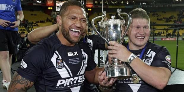 Tournoi des IV nations: la Nouvelle-Zélande met fin à la domination australienne - La DH